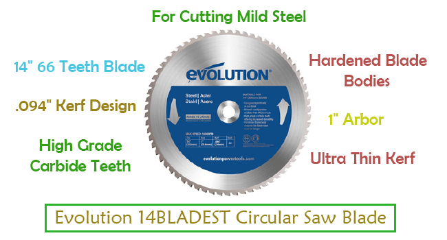 Best circular saw blade for cutting aluminum