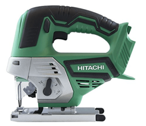 Hitachi battery powered jigsaw